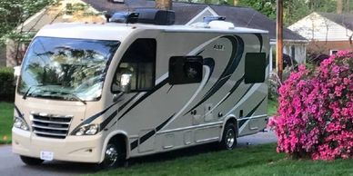 2017 Thor Motor Coach AXIS 25.2 For Sale in Virginia Beach, Virginia 23452