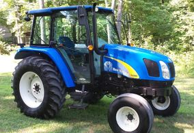 2012 New Holland T5060 For Sale In Crofton, KY 42217