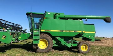 1996 JOHN DEERE 9400 For Sale In Afton, Iowa 50830