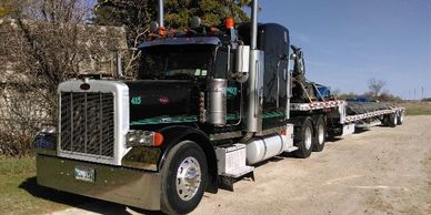 2006 Peterbilt 379 For Sale in Woodlands, Manitoba R0C3H0