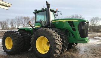 2009 John Deere 9530 For Sale in Arlington, South Dakota 57212
