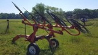 2007 Kuhn Rake SR 110 Speed Rake For Sale In Colfax, Louisiana 71417