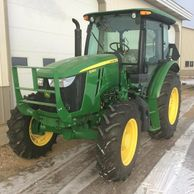 2017 JOHN DEERE 5085E For Sale