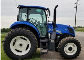 2015 NEW HOLLAND TS6.110 For Sale In Kalona, Iowa 52247