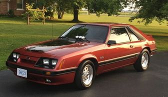 1986 Ford Mustang GT For Sale In Hagersville, ON N0A1H0