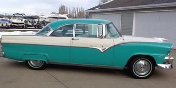 1955 Ford Victoria For Sale In Mandan, ND 58554