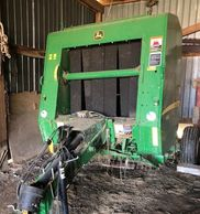 2015 JOHN DEERE 449 For Sale In Gassaway, West Virginia 26508