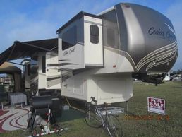 2016 F. River Cedar Creek For Sale