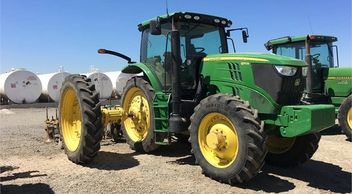 2012 JOHN DEERE 6170R For Sale In Dixon, California 95620