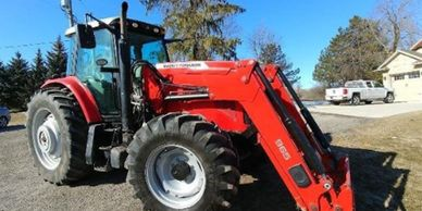 2007 MASSEY-FERGUSON 7465 For Sale In Wallenstein, Ontario Canada N0B2S0