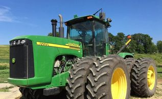2006 JOHN DEERE 9220 For Sale In Cannon Falls, Minnesota 55009
