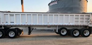 2006 RAVENS BY KRUZ DUMP TRAILER For Sale In Effingham, Illinois 62401