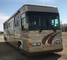 1998 Newell Coach 450 DOUBLE SLIDE 500H Griswold, IA 51535