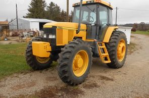1999 JOHN DEERE 7210 For Sale In Blairstown, Iowa 52209