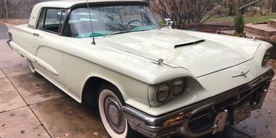 1960 Ford Thunderbird for sale in New Hope, Minnesota 55427