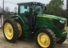 2009 John Deere 8430 For Sale in Aguanga, California 91709