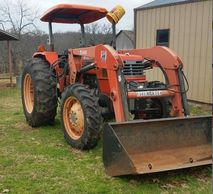 2002 KUBOTA M6800 For Sale