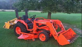 KUBOTA B7800HSD For Sale In Mars, Pennsylvania 16046