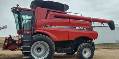 2009 Case IH 6088 For Sale In Charlotte, IA 52731