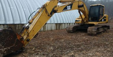 1998 CAT 320BL For Sale
