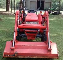 2005 KUBOTA L3400 For Sale In Lacombe, Louisiana 70445