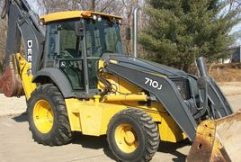2010 John Deere 710J backhoe-loader For Sale In Rockport, IN 47635