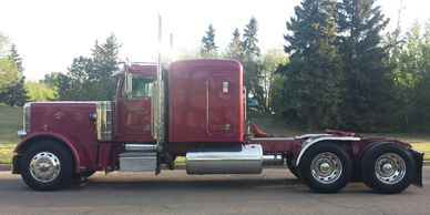 1987 PETERBILT 359 For Sale in Edmonto, Alberta T5S2C2