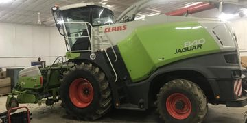 2016 CLAAS JAGUAR 840 For Sale