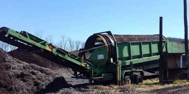 2000 Reteck Trommel Screen, Magnum 727 For Sale In Elliottsburg, PA 17024