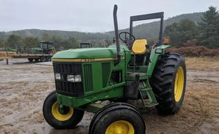 1995 JOHN DEERE 6400 For Sale In CHESTER, Vermont 03608