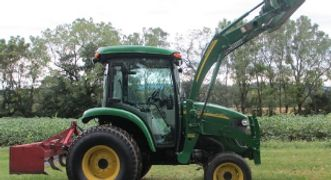 2011 JOHN DEERE 4520 For Sale In Richland, Pennsylvania