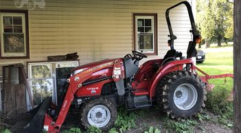 2014 MASSEY-FERGUSON 1734E For Sale In Westerlo, New York 12193