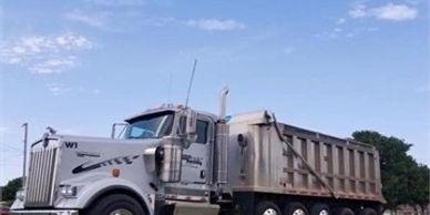 2006 KENWORTH W900 DUMPTRUCK FOR SALE!!