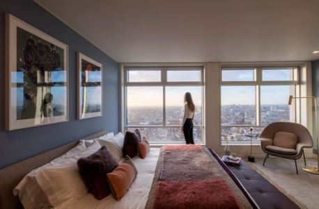 Interior CentrePoint Apartments London UK