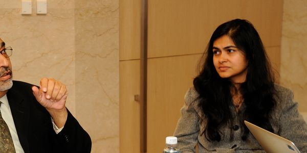 Madhuri Sen, A.C.E Brand Strategist at marketing and brand experts' round-table discussion