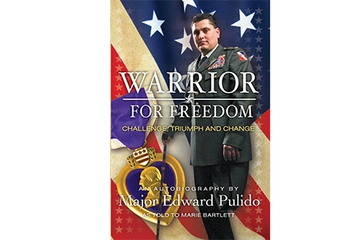 warrior for freedom book cover