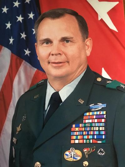 General Gary Harrell, Delta Force Commander