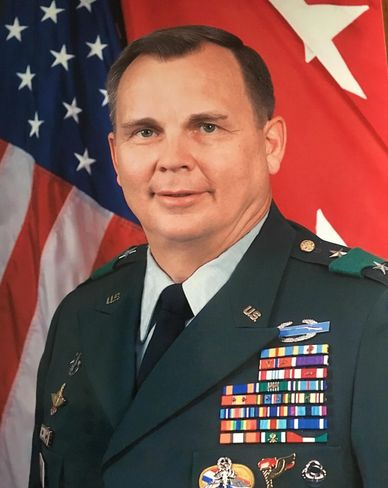 Gary Harrell Delta Force Commander Blackhawk Down
