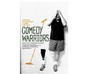 comedy warriors documentary image