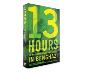 13 hours in benghazi book cover