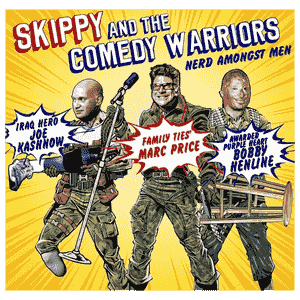 Bravo748 Comedy Group Skippy and The Comedy Warriors