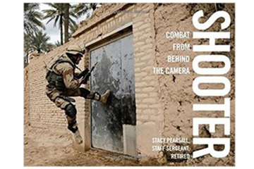 shooter combat from behind the camera book cover