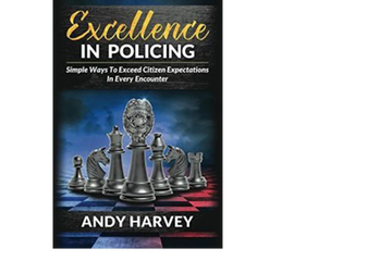 excellence in policing book cover