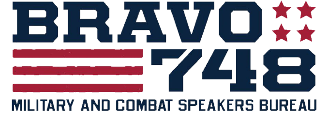 Bravo748 Military and Combat Speakers Bureau