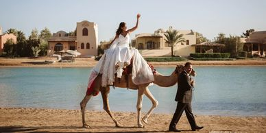 EGYPT Tourism USA - Private custom-designed romantic honeymoon itineraries in Egypt