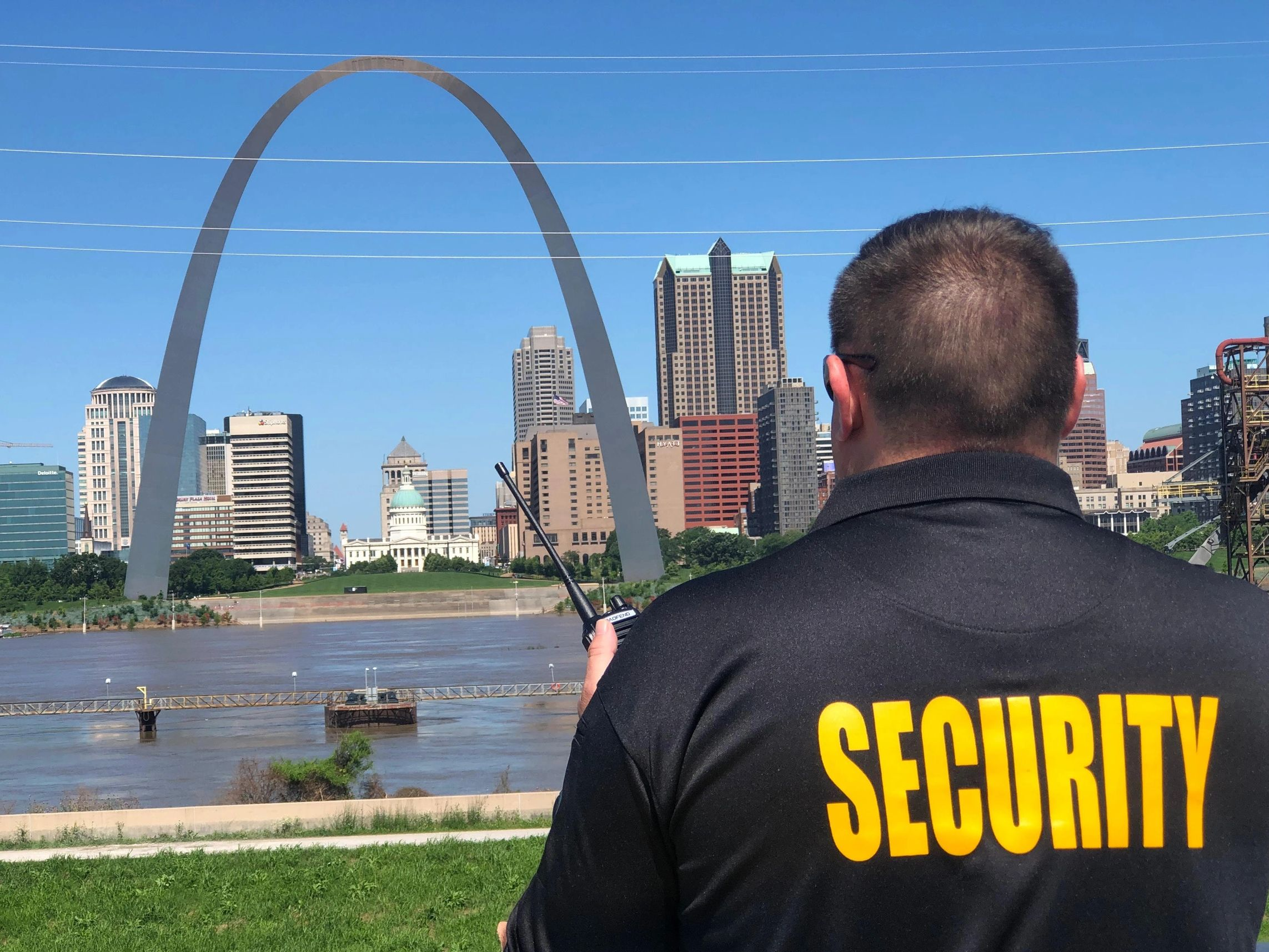 Security Guard Company in St Louis, MO