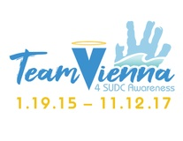 5/18/19 Vienna's Day of International SUDC Awareness-7 CONTINENTS