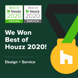 Best of Houzz Design & Service 2020