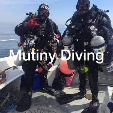 ccr diving dover mutiny diving maverick