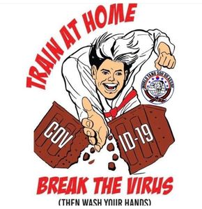 Keep training, stay healthy, and beat the virus!